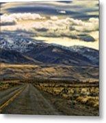 Wyoming I Metal Print