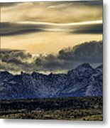 Wyoming II Metal Print