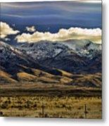 Wyoming Iv Metal Print