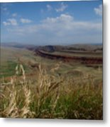Wyoming Morning Metal Print