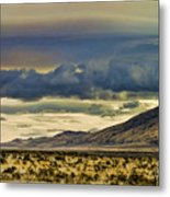 Wyoming V Metal Print