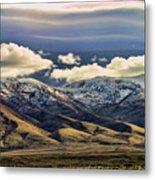 Wyoming Vi Metal Print