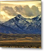 Wyoming Vii Metal Print