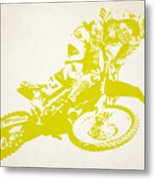 X Games Motocross 5 Metal Print