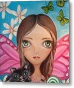 Xenia Fairy Metal Print
