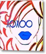 Xoxoo Metal Print