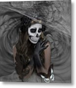 Who Will Want My Painful Soul 001 Metal Print