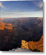 Yaki Point Panorama Metal Print by Andrew Soundarajan