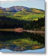 Yankee Meadows Lake Metal Print