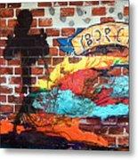 Ybor City Metal Print
