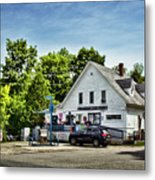 Ye Old Country Store Metal Print