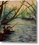 Yellow Breeches Creek Pennsylvania Metal Print