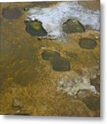 Yellowstone #1 Metal Print