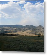 Yellowstone National Park Metal Print
