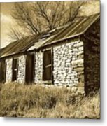 Yeso New Mexico 1 Metal Print