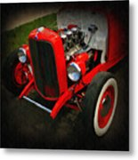 Yesterday Classic Metal Print