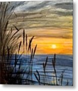 Yet Another Sunset Metal Print