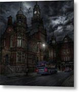 York And Selby Magistrates Court Metal Print