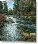 Yosemite #1 Metal Print