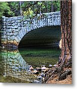 Yosemite Creek Metal Print