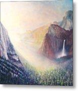 Yosemite Morning Metal Print