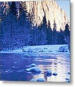 Yosemite National Park, California Metal Print