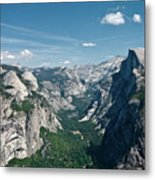 Yosemite Valley Metal Print by Photo by Lars Oppermann