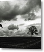 You And Me Metal Print