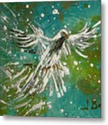 You Are His Masterpiece Metal Print