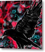 You Can Crow Your Own Way Metal Print