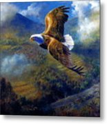 You Cannot Fly Like An Eagle With Wings Of A Wren Metal Print