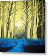 You Cant See The Forest For The Trees Metal Print