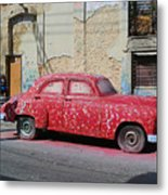What Happened To My Respray? Metal Print