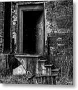You Go First  Metal Print