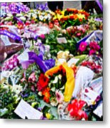 You Never Be Forgotten  Metal Print