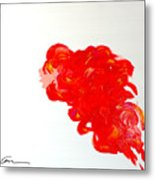 Young And Explosive Edition II Metal Print