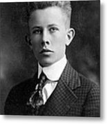 Young Ernest Lawrence Metal Print