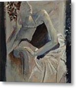 Young Girl 4501502 Metal Print
