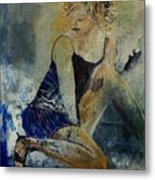 Young Girl 5689474 Metal Print