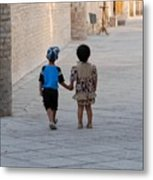 Young Love - Kashkar Metal Print