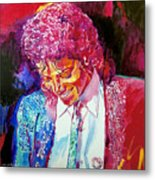 Young Michael Jackson Metal Print