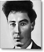 Young Robert Oppenheimer Metal Print
