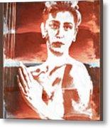 Young Woman Nude 1729.197 Metal Print
