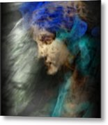 Your Angel Passed Nearby Metal Print