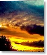 Your Are The Sunshine Of My Life Metal Print