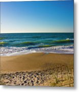 Your Beach Is Calling Metal Print