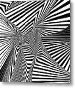 Ytilanigiro Metal Print