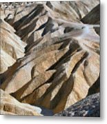 Zabriskie Point Metal Print