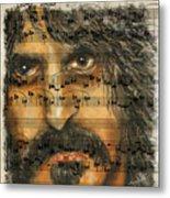 Zappa The Walz  Metal Print