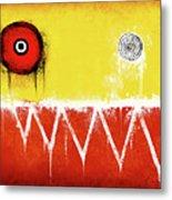 Zeeko Abstract #104 Metal Print